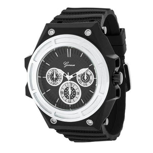 Mens Chronograph Sports Watch - Jewelry Xoxo
