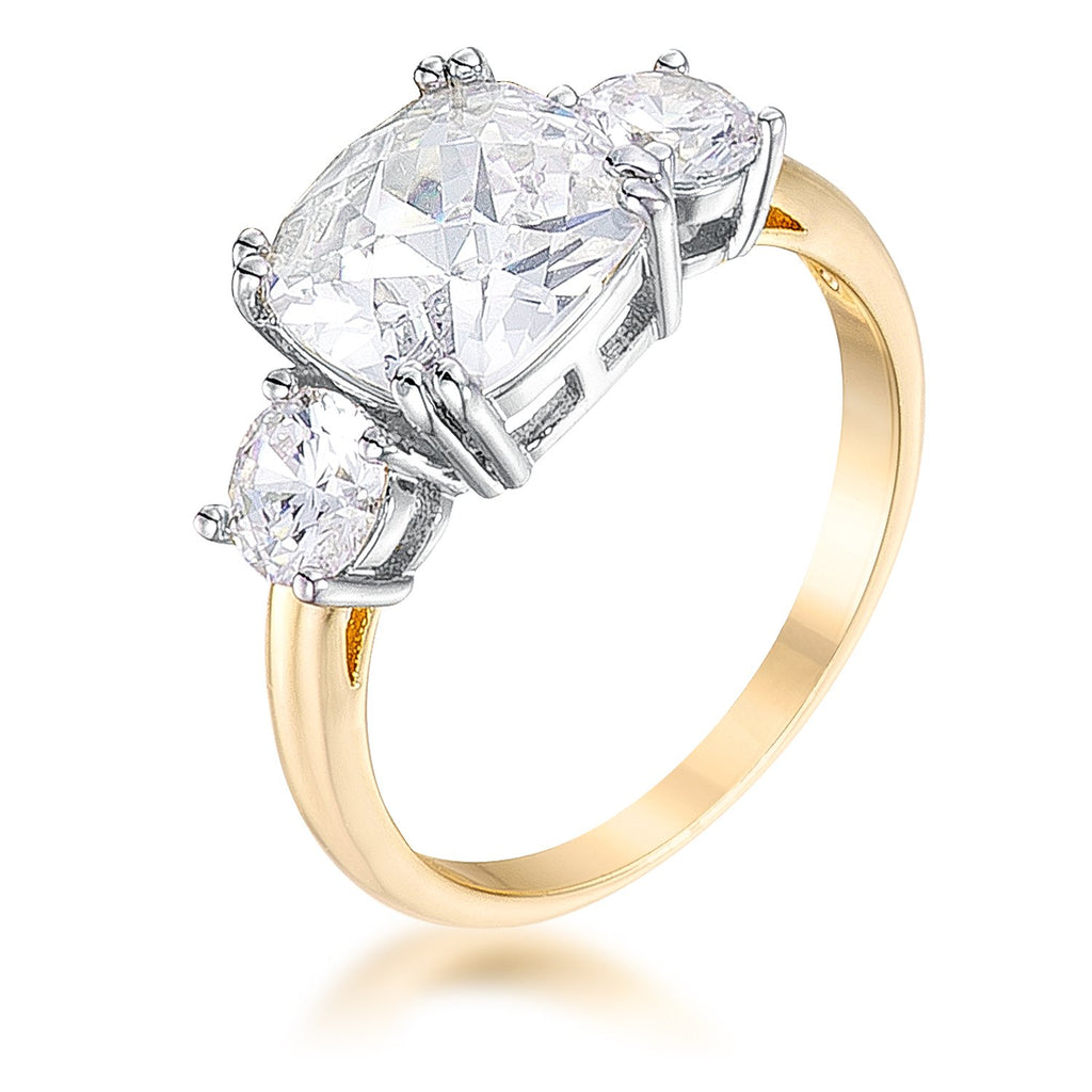 Meghan's Cushion Cut Royal Ring