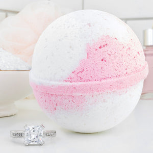 Spring Bloom Jewelry Bath Bomb - Jewelry Xoxo