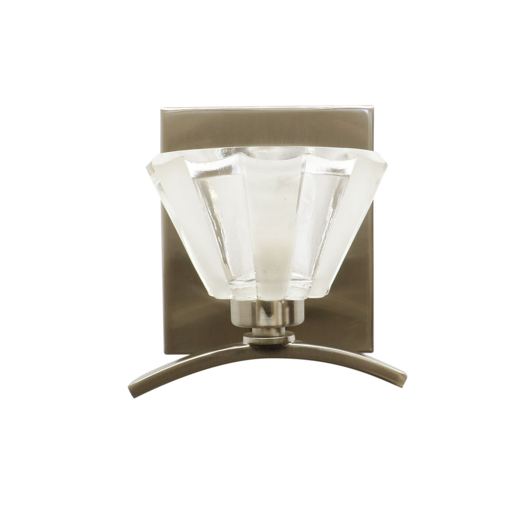 EL98891 Satin Nickel vanity light