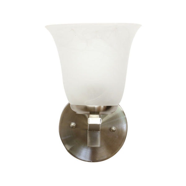 EL8371 Satin Nickel vanity light