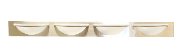 EL20204 Satin Nickel vanity light