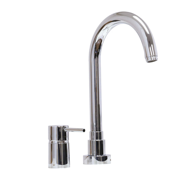 Paini COX deck mounted bath mixer