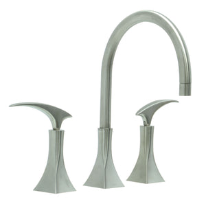 Paini FLORENCE two-handle three-hole lavatory faucet