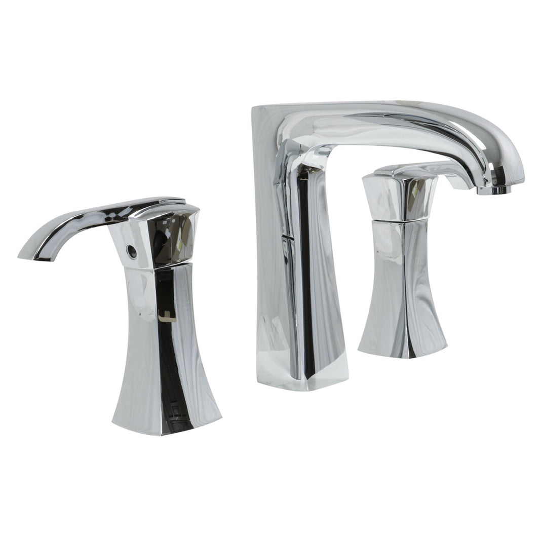 Paini LADY two lever basin mixer