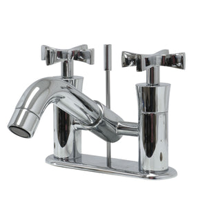 "Paini ELIX two-handle 4"" center set lavatory faucet"