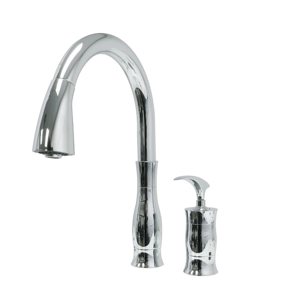 Paini Florence two-handle three-hole bar/kitchen faucet