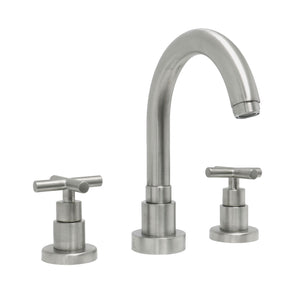 Paini TUBOS two handle three handle lavatory faucet
