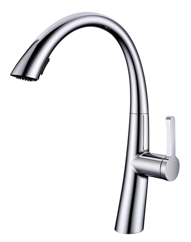 Sovana single-lever luxury kitchen faucet Eurolux