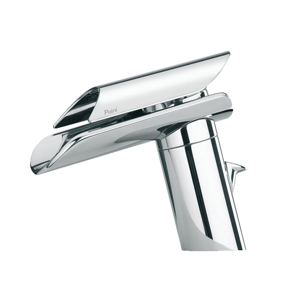 Paini MORGANA single lever lavatory faucet.