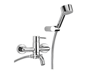 Paini COX external wall mount bath bath/shower faucet