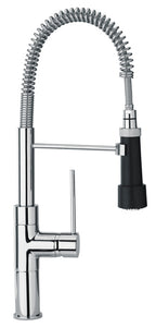 Paini COX single lever kitchen faucet with magnetic spout