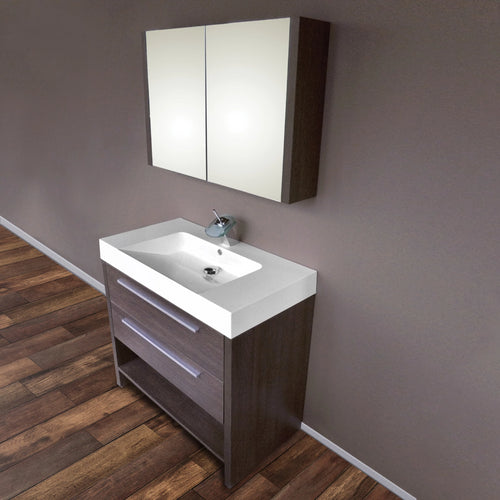 Nice - Freestanding Vanity with Basin