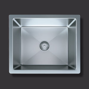 Undermount Single-Basin Stainless Steel Sink (SRR21815C/10)