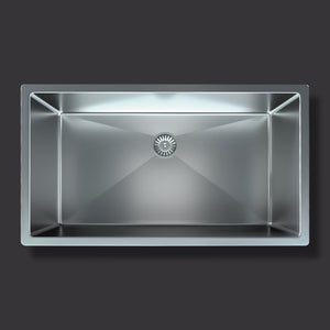 Undermount Single-Basin Stainless Steel Sink (SRR23218C/10)