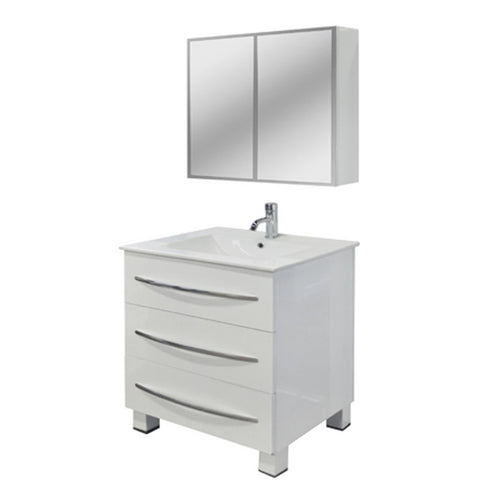 Marceille - Freestanding Vanity with Basin