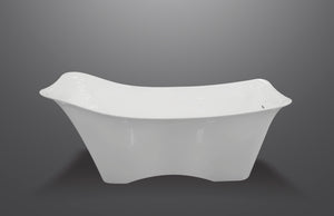 Opal contemporary freestanding tub Eurolux