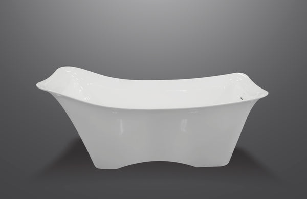 Opal Contemporary Freestanding Tub