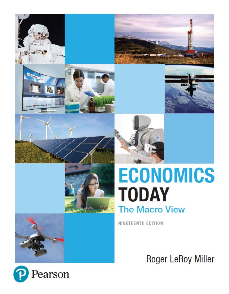 Solution Manual Economics Today The Macro View 19th 19E