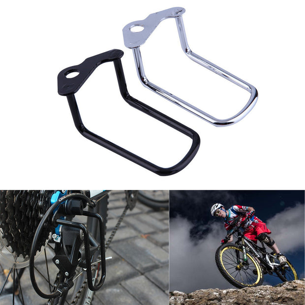 1Pc Adjustable Mountain Bike Rear Gear Guard Protector - allyouting
