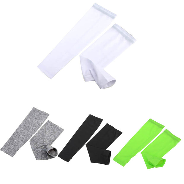Outdoor UV Protection Arm Sleeves - allyouting