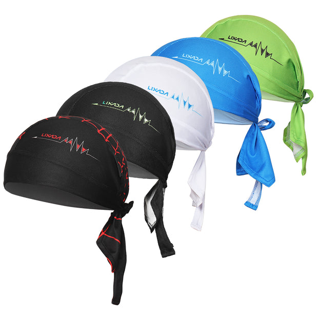 Unisex Solid Color Sun UV Protection Cycling Bandana Cap - allyouting