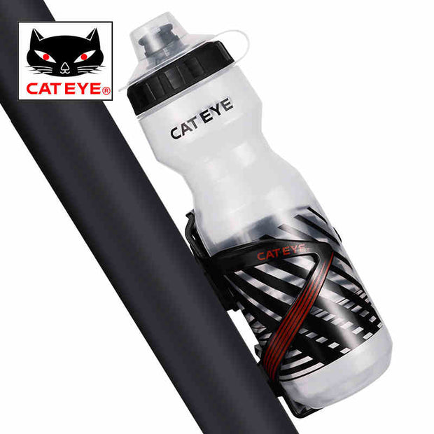 CATEYE 750ML Bicycle Spill-Proof Water Squeeze Bottle - allyouting