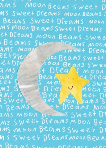 Moon Beam Dreams Blank Card (6-pack)
