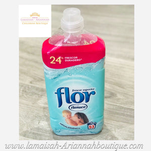 Nenuco Flor Fabric Conditioner