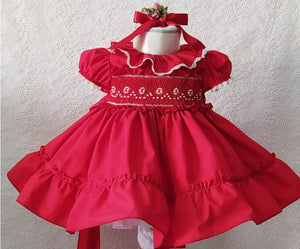 SMOCK DRESS AZAHAR