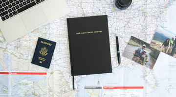 3 Things Our Family Travel Journal is NOT