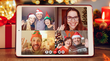 6 Ways To Connect With Family Virtually Over The Holidays