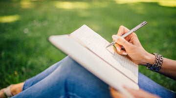 Journaling To Ease Stress And Anxiety