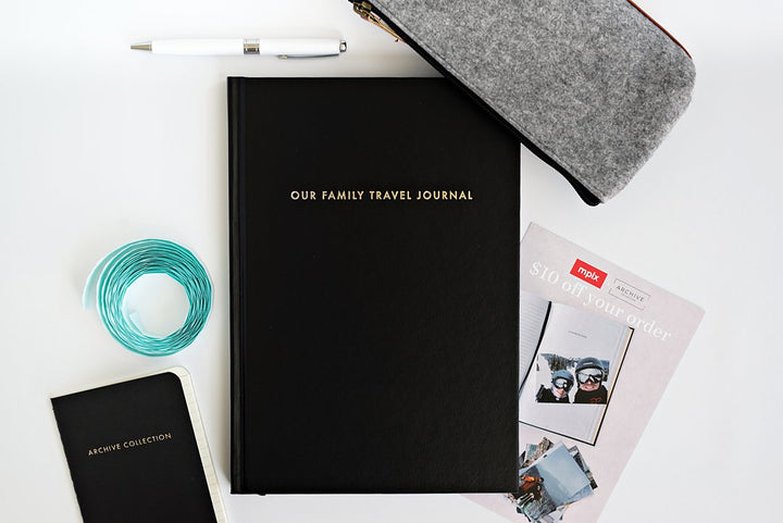 Our Family Travel Journal Kit