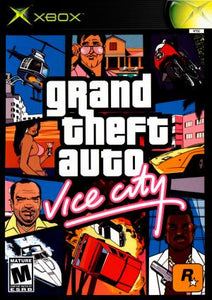 Grand Theft Auto Vice City - Xbox (Pre-owned)