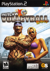 Outlaw Volleyball Remixed - PS2 (Pre-owned)
