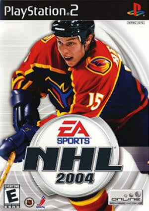 NHL 2004 - PS2 (Pre-owned)