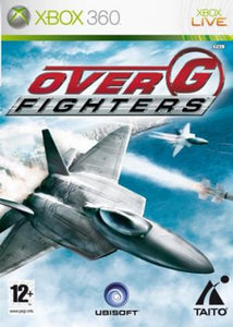 Over G Fighters - Xbox 360 (Pre-owned)