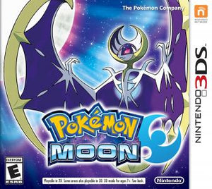 Pokemon Moon - 3DS (Pre-owned)