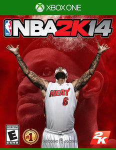 NBA 2K14 - Xbox One (Pre-owned)