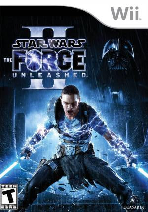 Star Wars: The Force Unleashed II - Wii (Pre-owned)