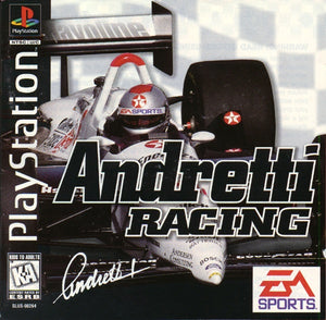 Andretti Racing - PS1 (Pre-owned)