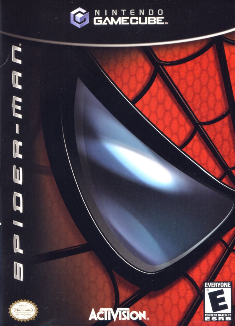 Spiderman - Gamecube (Pre-owned)