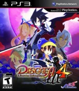 Disgaea 4: A Promise Unforgotten - PS3 (Pre-owned)