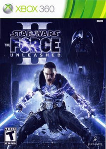 Star Wars: The Force Unleashed II - Xbox 360 (Pre-owned)