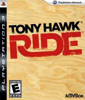 Tony Hawk: Ride - PS3 (Pre-owned)