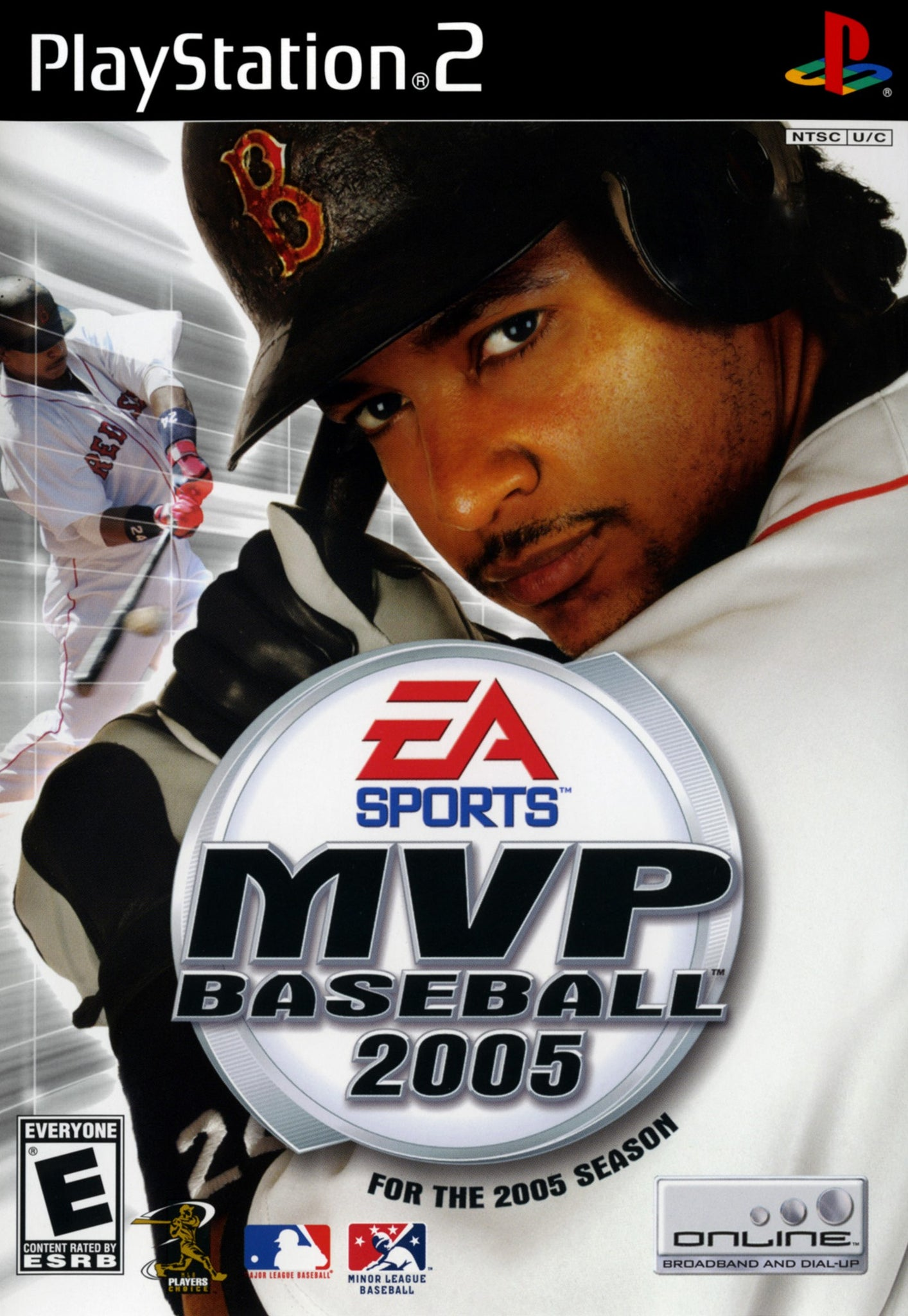 MVP Baseball 2005 - PS2 (Pre-owned)
