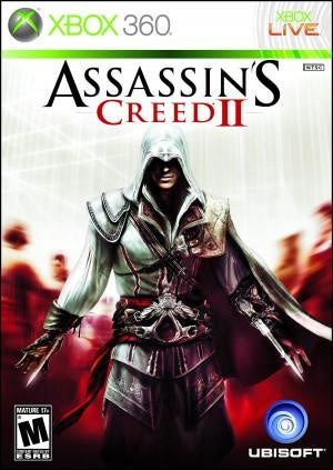 Assassin's Creed II - Xbox 360 (Pre-owned)