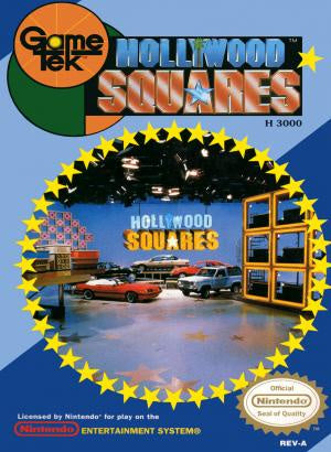Hollywood Squares - NES (Pre-owned)