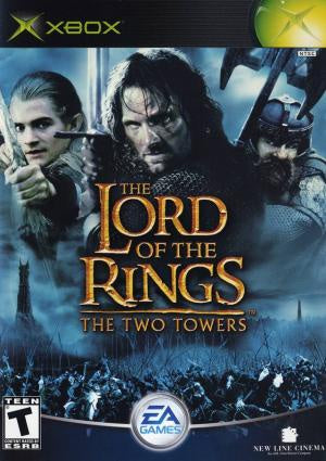 Lord of the Rings Two Towers - Xbox (Pre-owned)